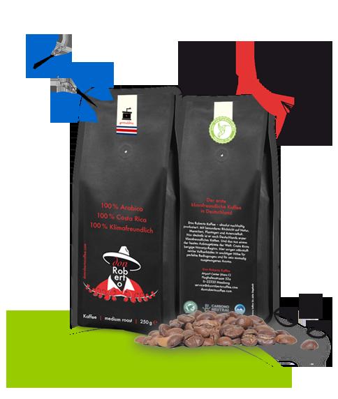 Don Roberto Kaffee 250 g (gemahlen)