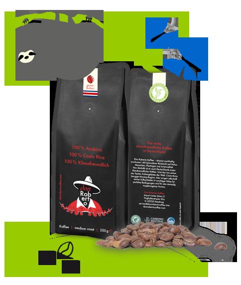 Don Roberto Kaffee 250 g