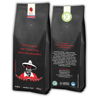 Don Roberto Kaffee 250 g (ganze Bohne)