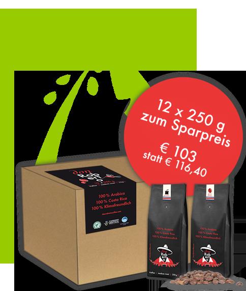 Don Roberto Kaffee 12×250 g